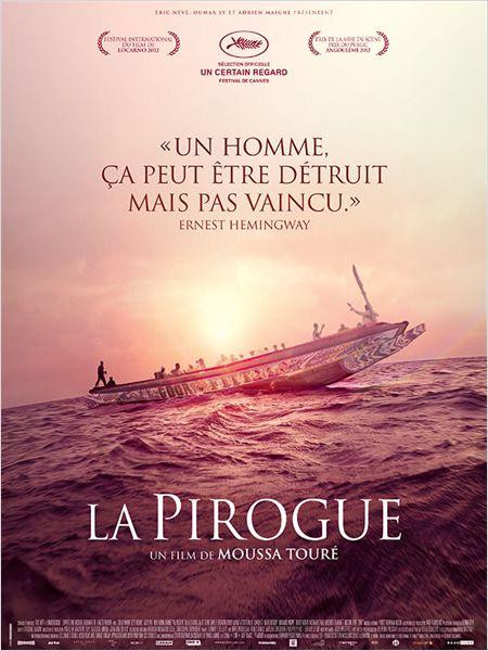 affiche Pirogue