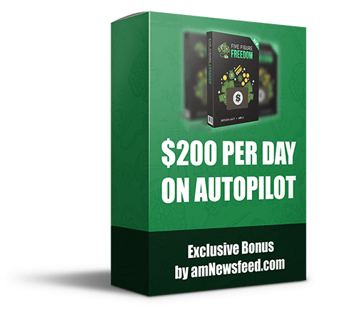 200 per day on autopilot bonus
