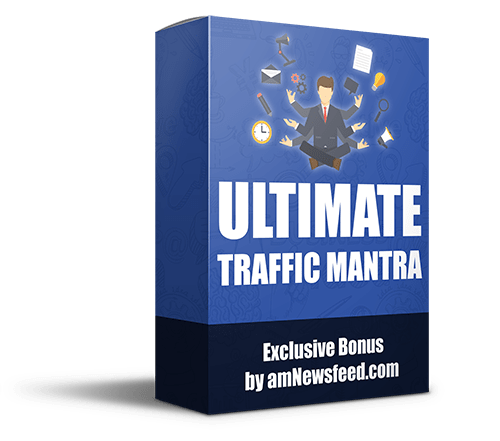ultimate traffic mantra bonus