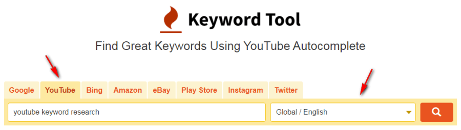 youtube-keyword-research-keyword-tool-io