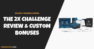 The 2X Challenge Review (Mark Thompson): I've Joined The Challenge!