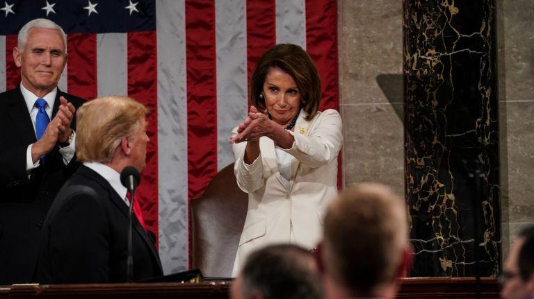 House Speaker Nancy Pelosi and President President