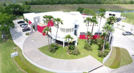 Auto Exam Building