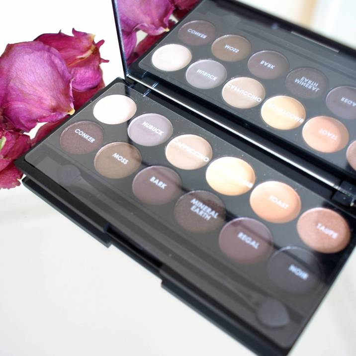 Sleek 'Au Naturel' Palette