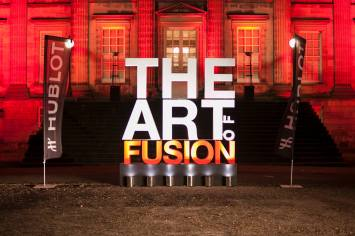 THE ART OF FUSION