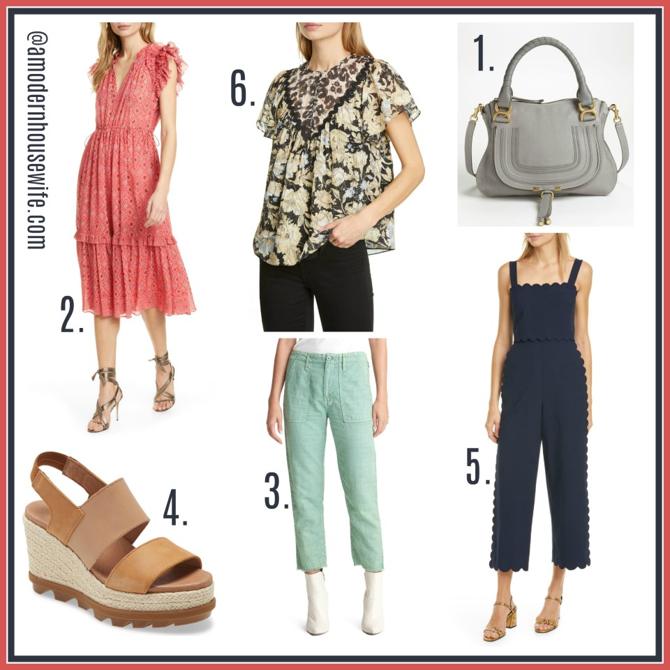 nordstrom spring picks