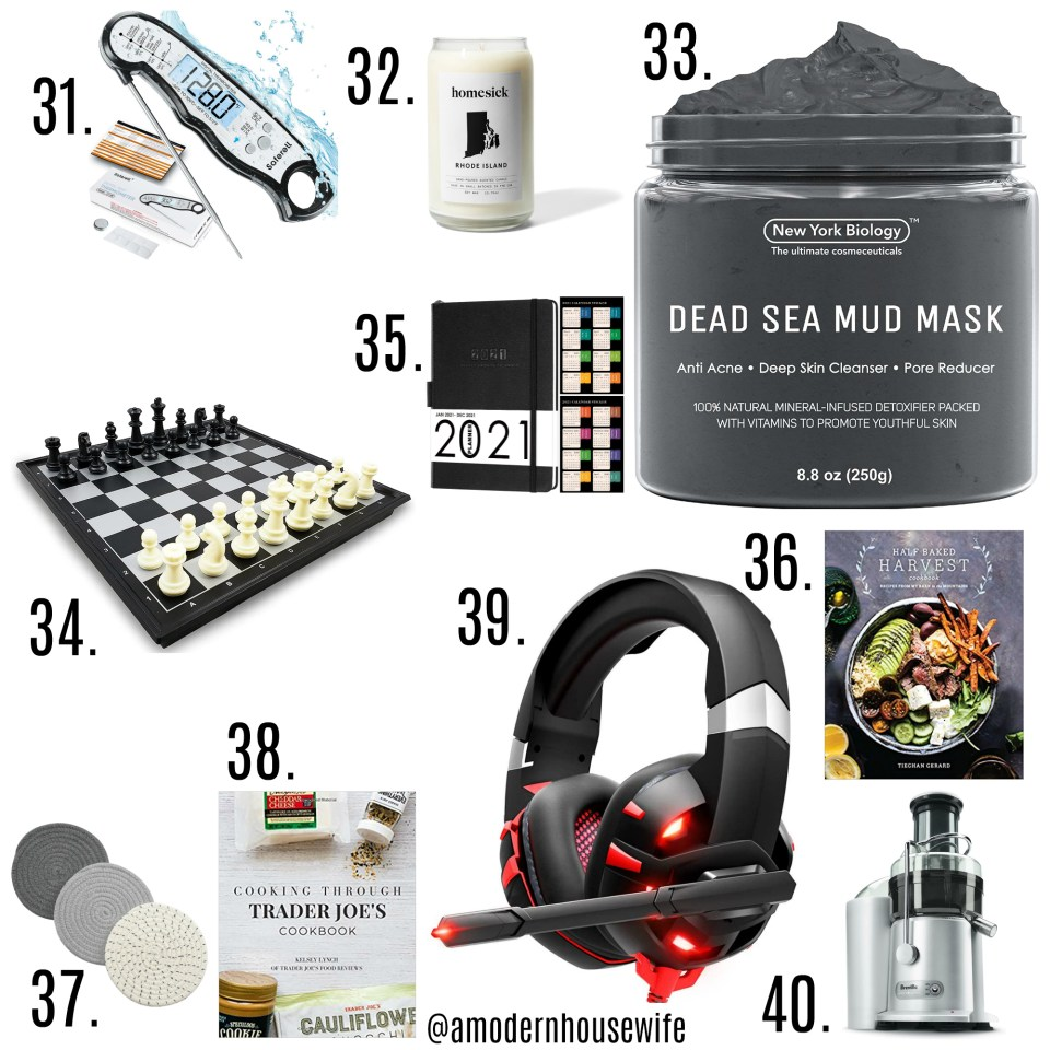 Last Minute Gift Guide 2020 #4