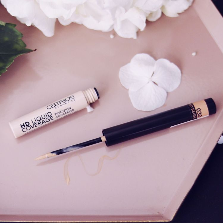 Catrice HD Liquid Covearge Precision Concealer