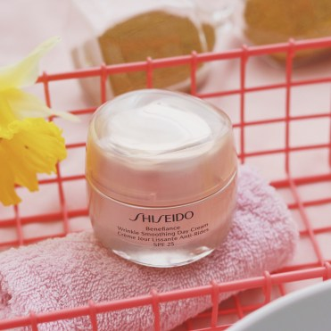 Shiseido Benefiance Wrinkle Smoothing Day Cream SPF25