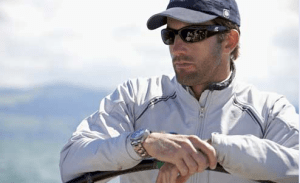 Ben Ainslie victorious Oracle tactician