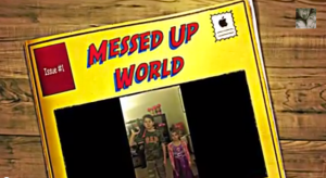 This awesome track was written and performed by 10 year old Ben Macnaughton #BenUKXmasNo1 #MessedUpWorld