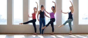 Barre Attack class at Balance Moves Bondi with Renee Scott