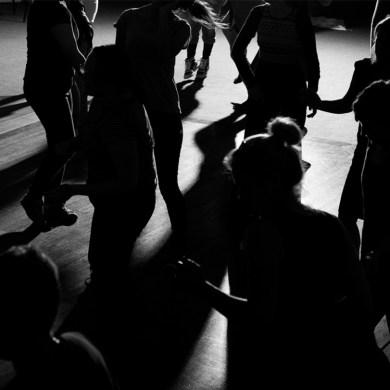 No Lights, No Lycra, dance class, dancing in the dark