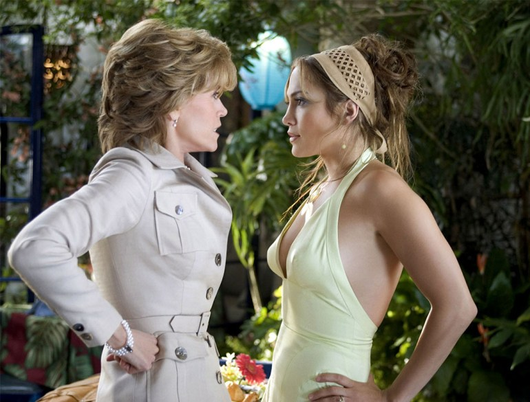 in-laws, holidays, Christmas, Monster In Law