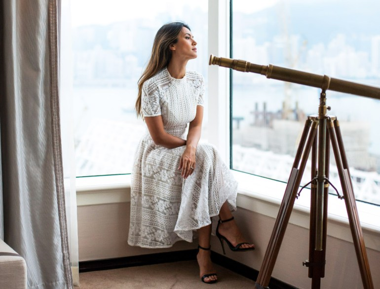 Bianca Cheah gets personal about what International Women's Day means to her — and dishes on what's going about what's in the Amodrn world.