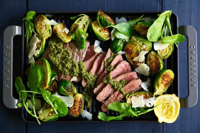 The Brown Paper Bag Nutrition, Steak Recipe