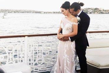 chloe morello wedding