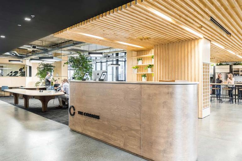 co working space melbourne