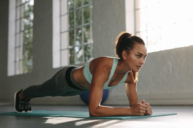 exercises that burn fat