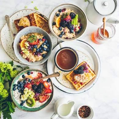 how to get more fiber in your diet, breakfast foods weight loss