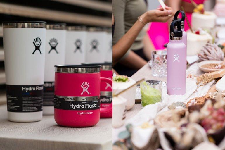 healthy drinks hydroflask