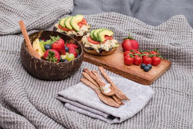 plant based picnic