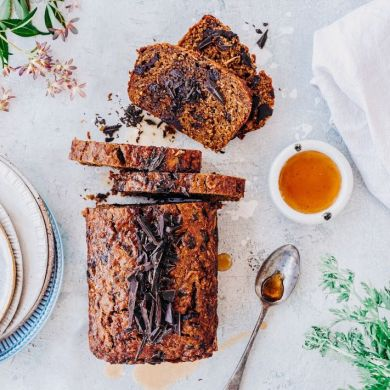A Tasty Gluten-Free Easter Bread Recipe That's Nutritionist Approved