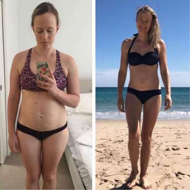 Weight Loss Secrets: How This Mom Shed 22 Pounds & Successfully Kept It Off