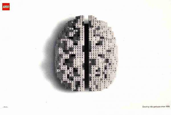 Lego Print Ads A Modular Life