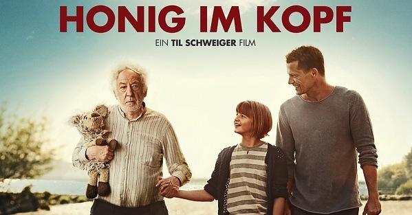 Honig im Kopf (schon wieder ein Film von und mit Til Schweiger, so dachte ich zumindest…)  von Jana Köpcke