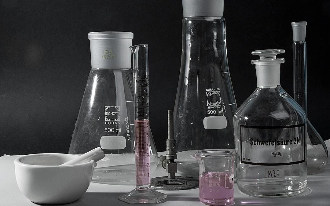 Eine einprägsame Chemiestunde  von Andreas Pigulla
