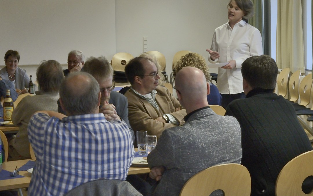 Amöneburgia feiert 60jähriges Jubiläum, Arnd Köpcke