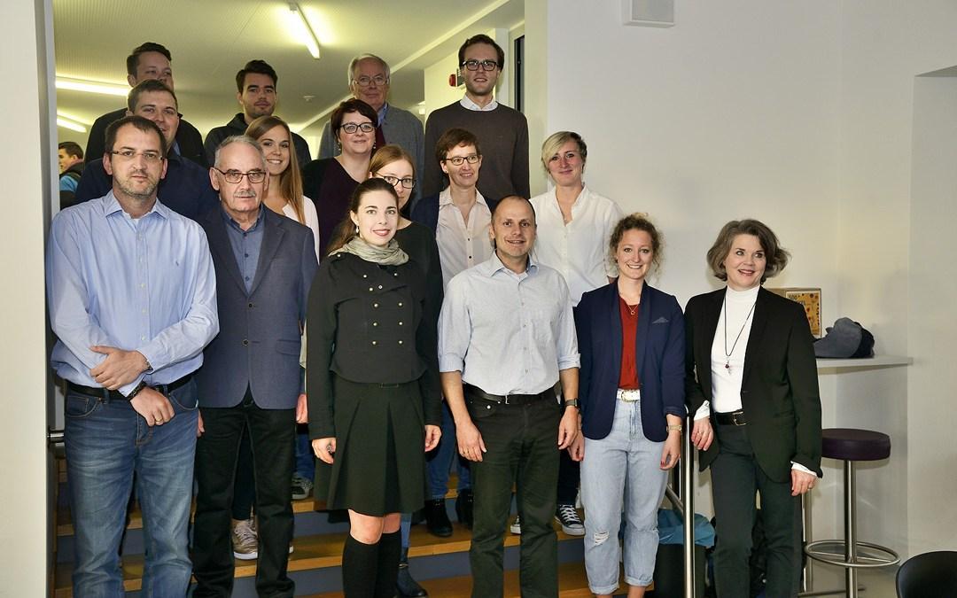 Amoeneburgia-Tag zur Studien- und Berufsinformation von Arnd Köpcke