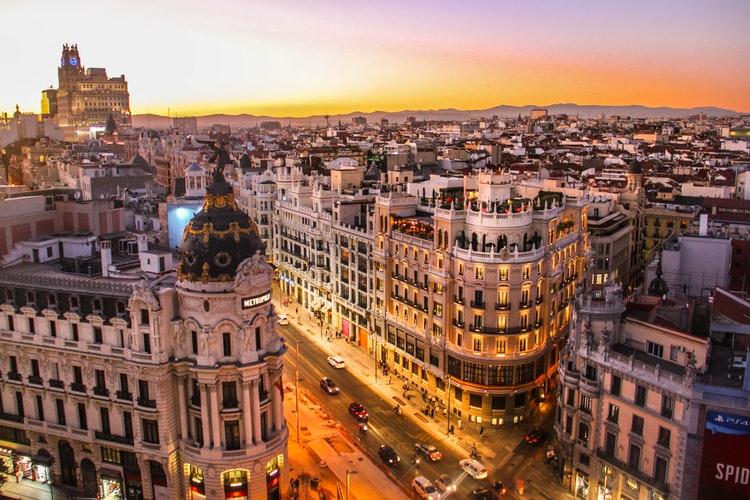 visitar Madrid