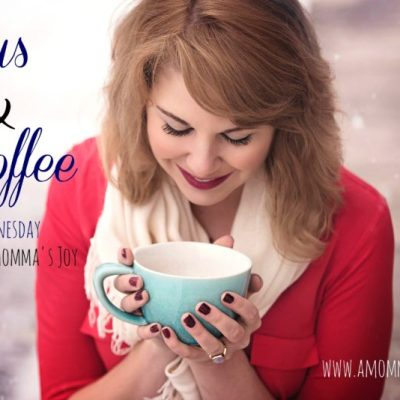 Steps to Freedom – Jesus & Coffee Linkup