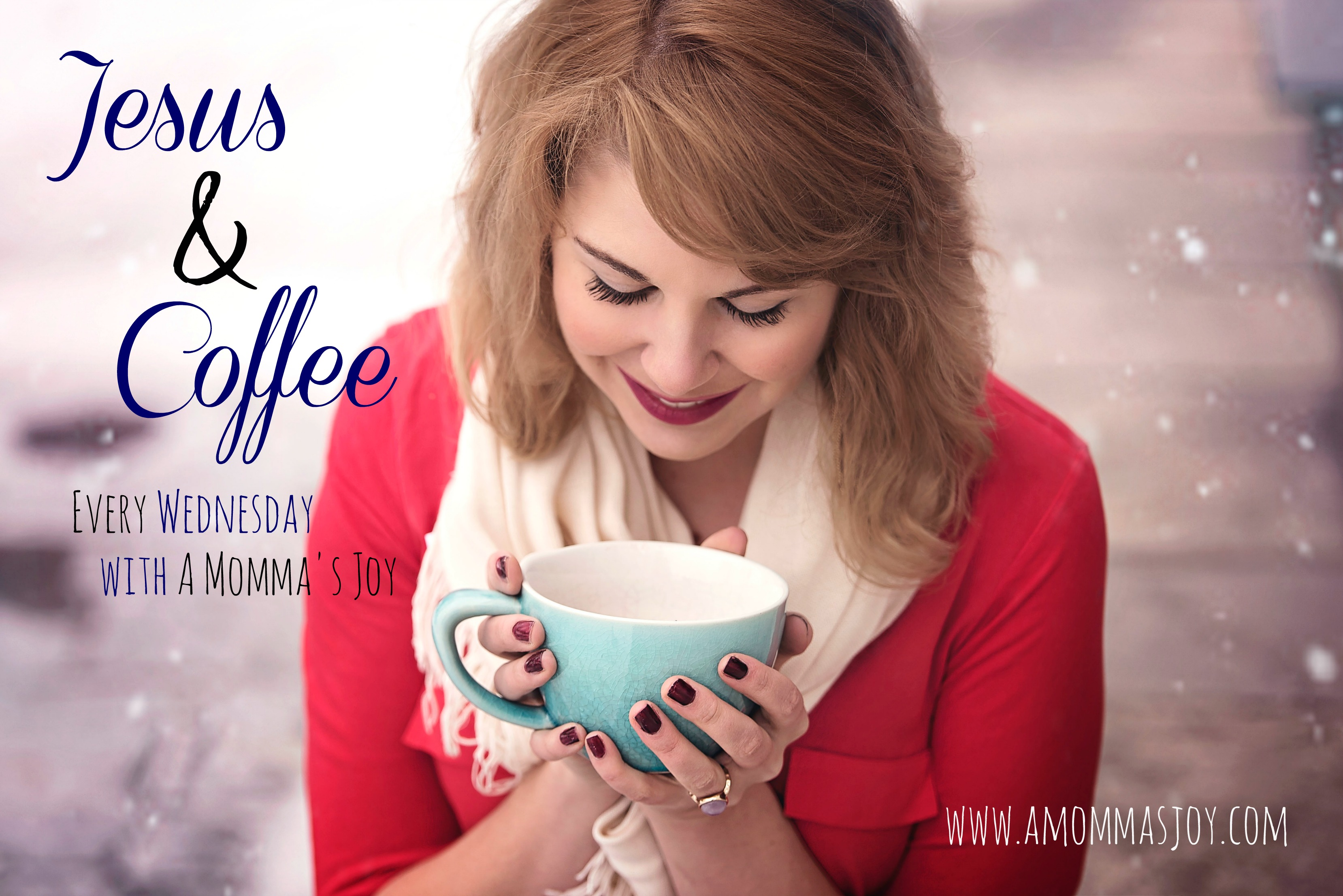 Jesus & Coffee is a weekly blog linkup for Christian writers and blogger. Join us every Wednesday!