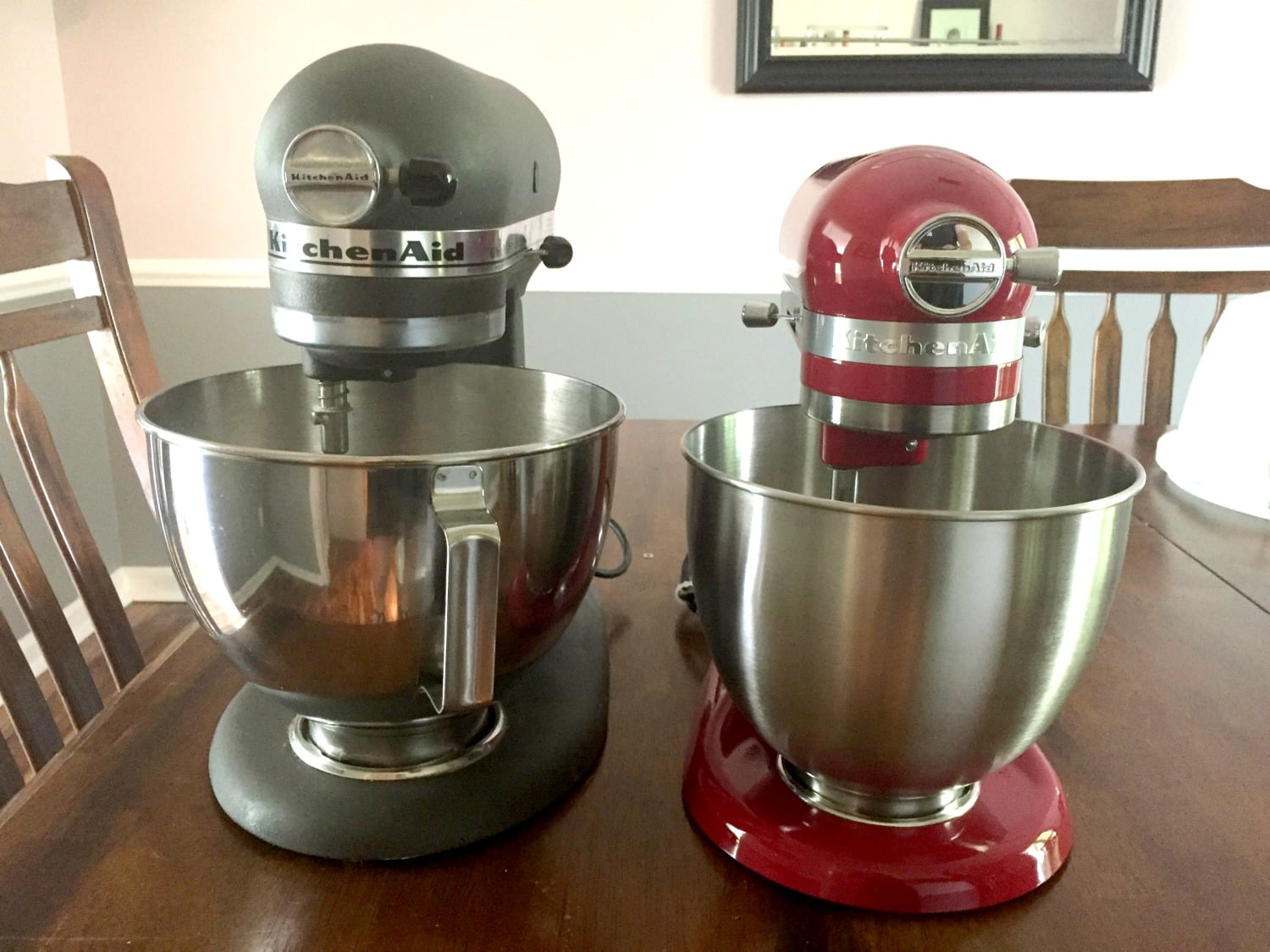 Image Result For Kitchen Mixer Sizes