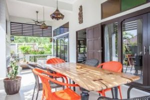 Villa Seb Klong Mueang salon ext
