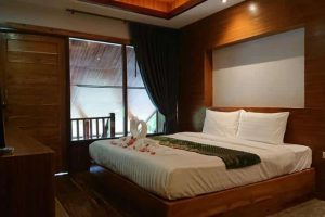 Klong Mueang Bay View inside double room