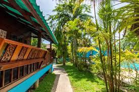 koh phangan baan kiao garden view