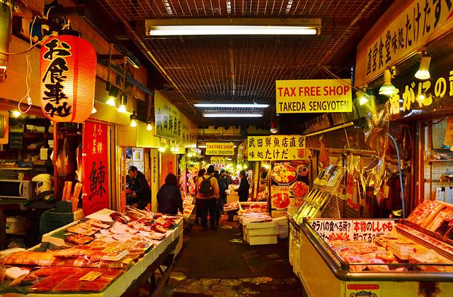 滝波食堂, 小樽美食, 小樽海鮮丼, 小樽必吃