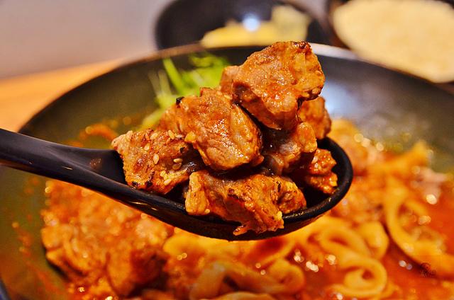 妙計三寶超濃拉麵, 台北美食, 士林美食, 牛肉拉麵