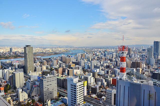 阪急國際飯店, Hotel Hankyu International, 大阪住宿推薦, 大阪夜景飯店推薦
