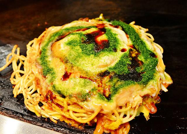 美津の大阪燒, 大阪美食推薦, 道頓堀美食推薦, 大阪米其林餐廳