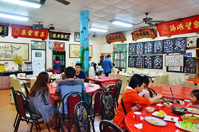 達欣餐廳, 小琉球必吃美食, 小琉球海鮮餐廳, 小琉球晚餐推薦, 小琉球合菜推薦