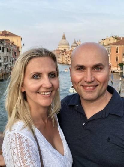 Amongst Romans couple