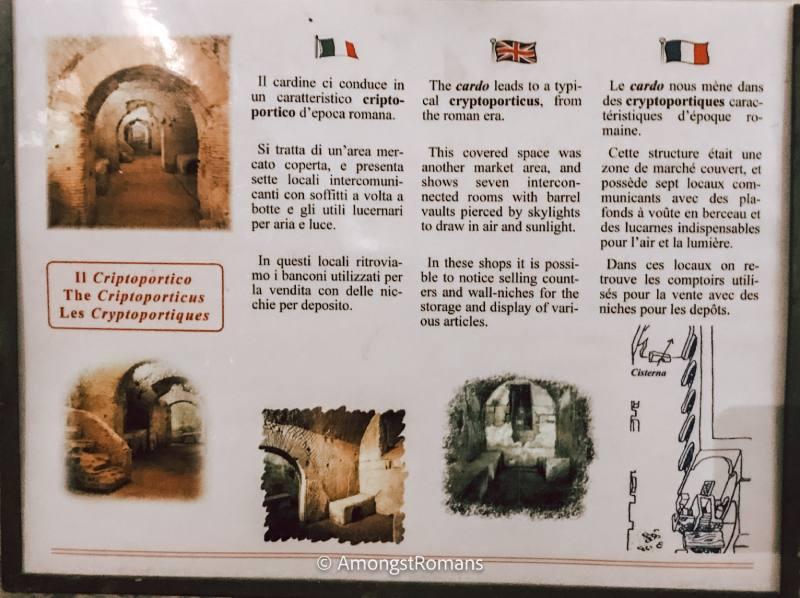 Naples underground, what lies beneath tour with Napoli Sotterranea