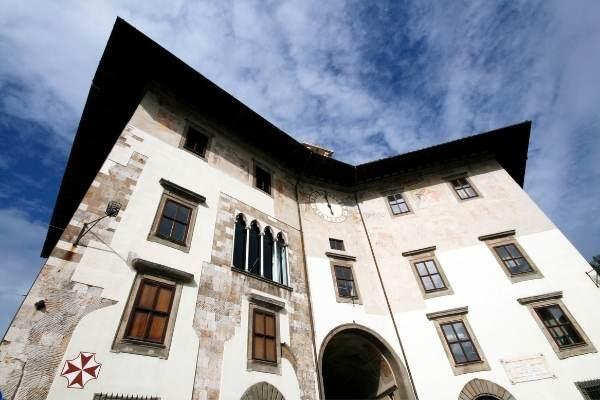 Piazza dei Cavalieri was the political centre of medieval Pisa
