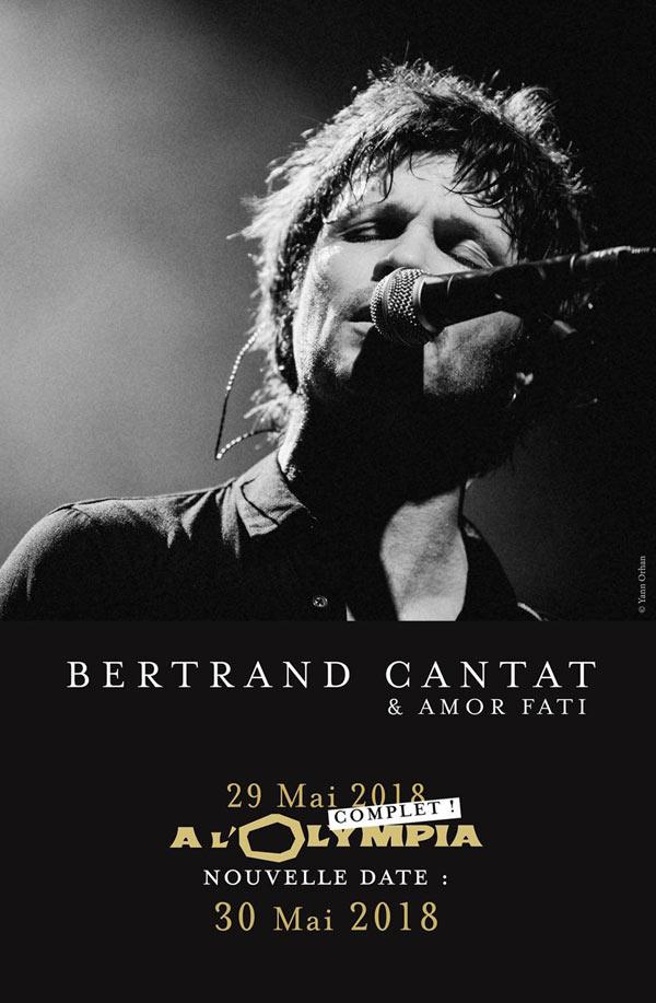 BERTRAND CANTAT & AMOR FATI