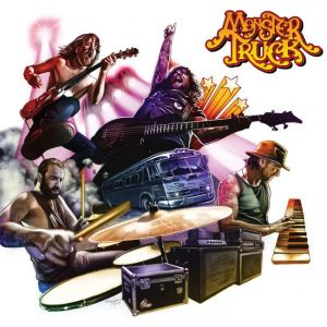 MonsterTruck true rockers